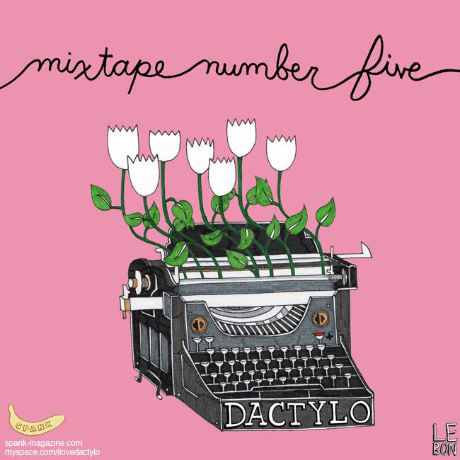 Dactylo-mixtape2